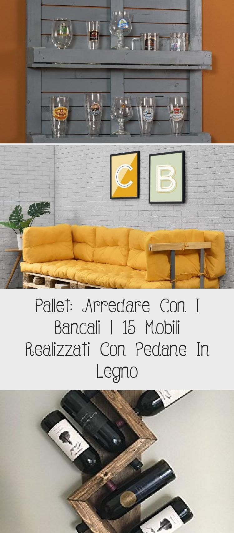 Pallet: Furnishing With Pallets | 15 Furniture Made With Pe …