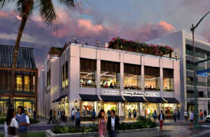 Tommy Bahama To Open Roof Top Restaurant In Waikiki Waikiki Restaurants Rooftop Waikiki