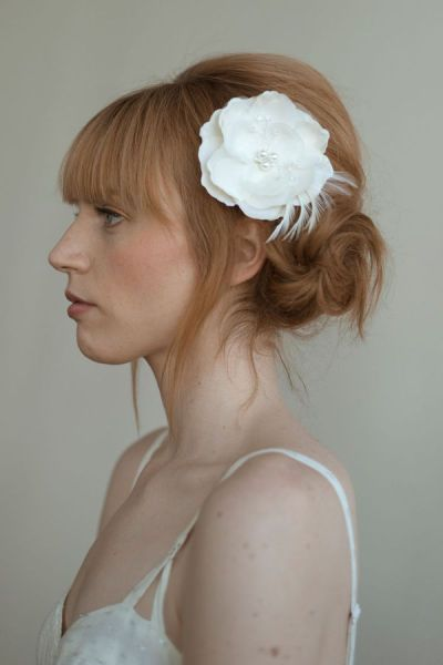 Vintage Wedding Hairstyles Alluring Vintage Wedding Hairstyle  Soon To Be Mrsyerzy  Pinterest
