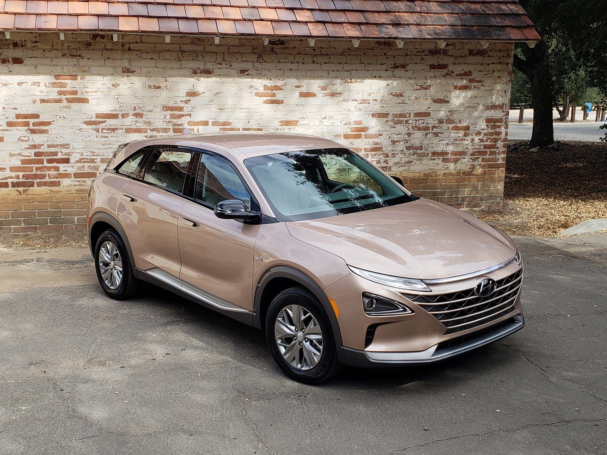 when will 2020 Hyundai Nexo For Sale look like New