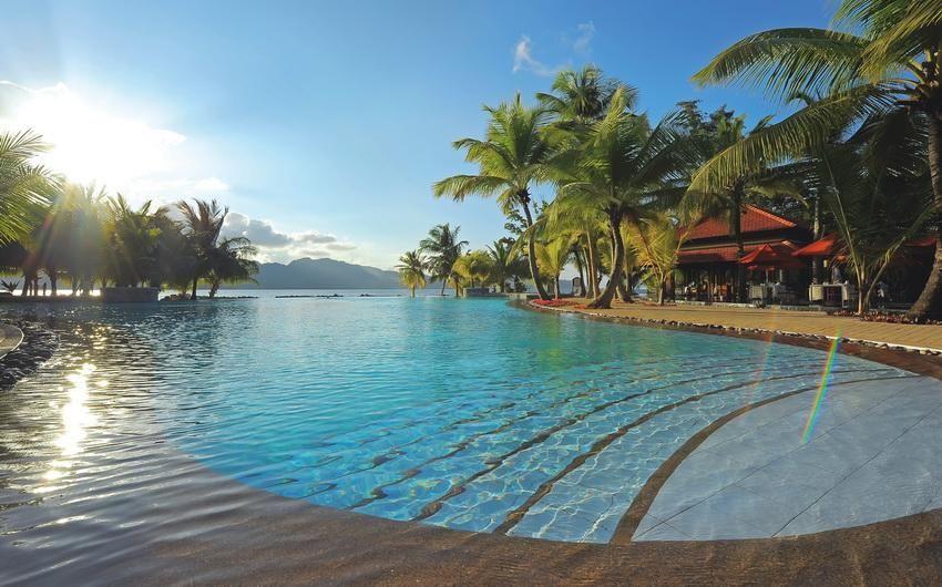 Sainte Anne All Inclusive Seychelles Honeymoon Wed