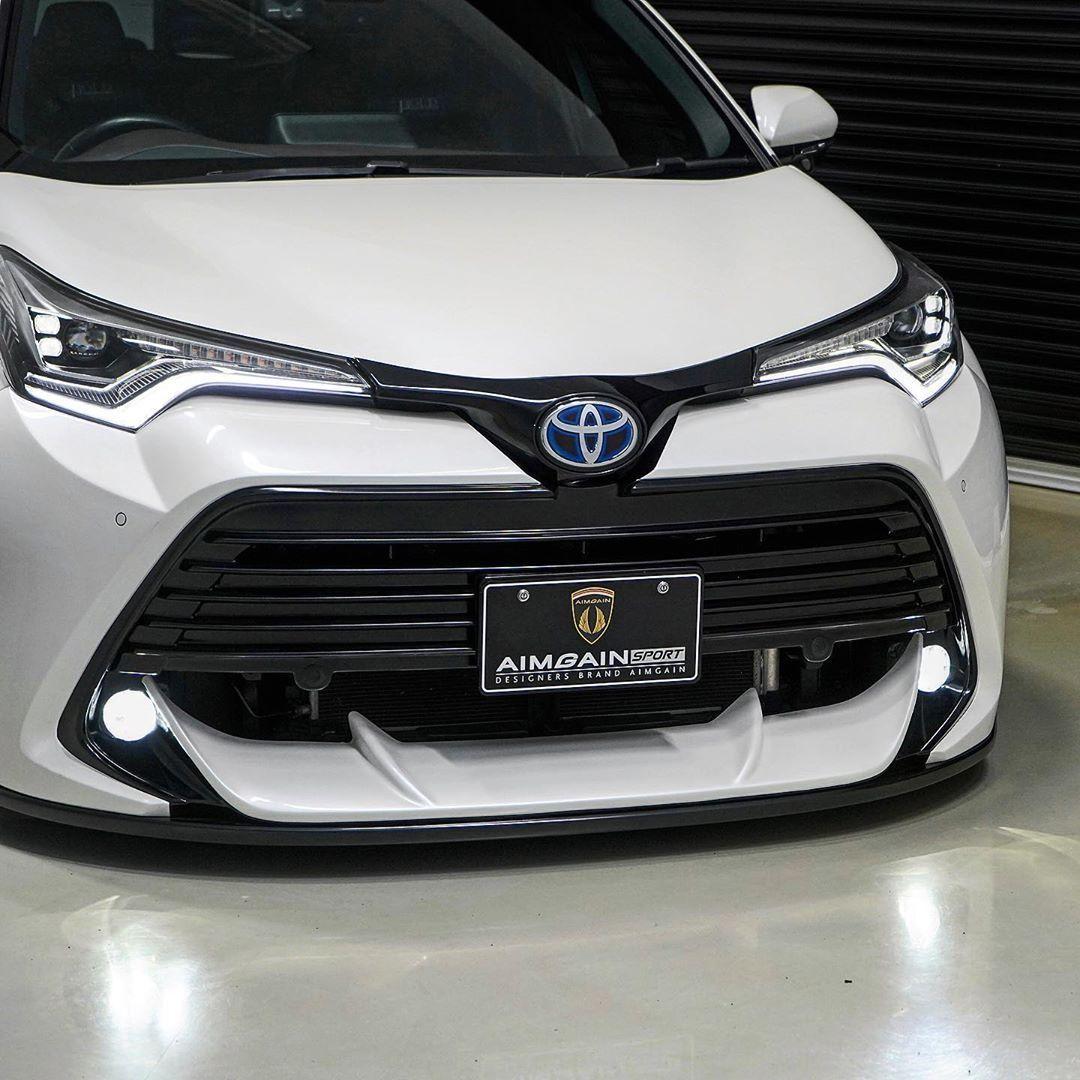 "hiroshi ito on Instagram ""Toyota chr Aimgain body kit"