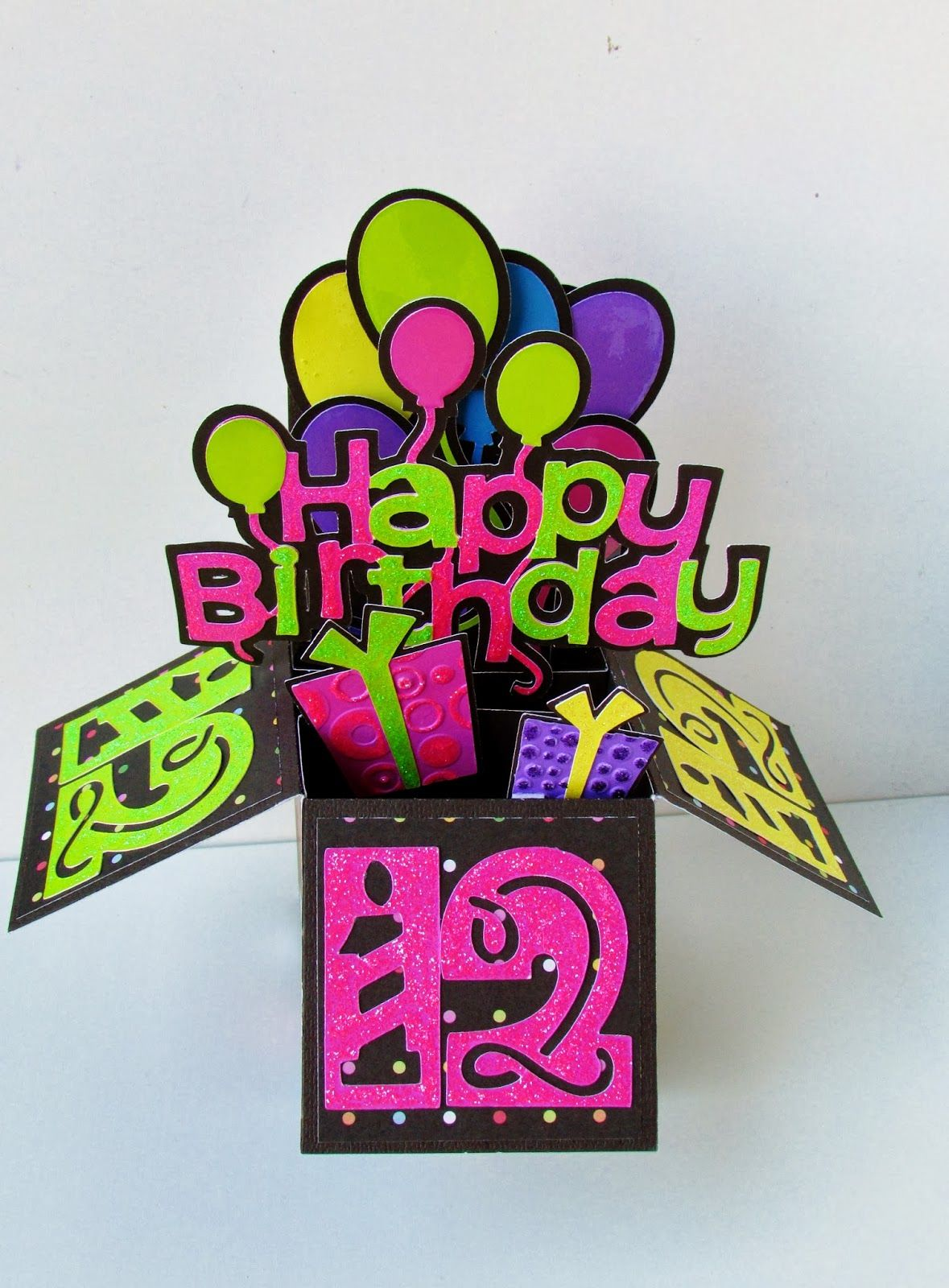 stampin up box Buscar con Google CARTON Pinterest – Birthday Cards in a Box