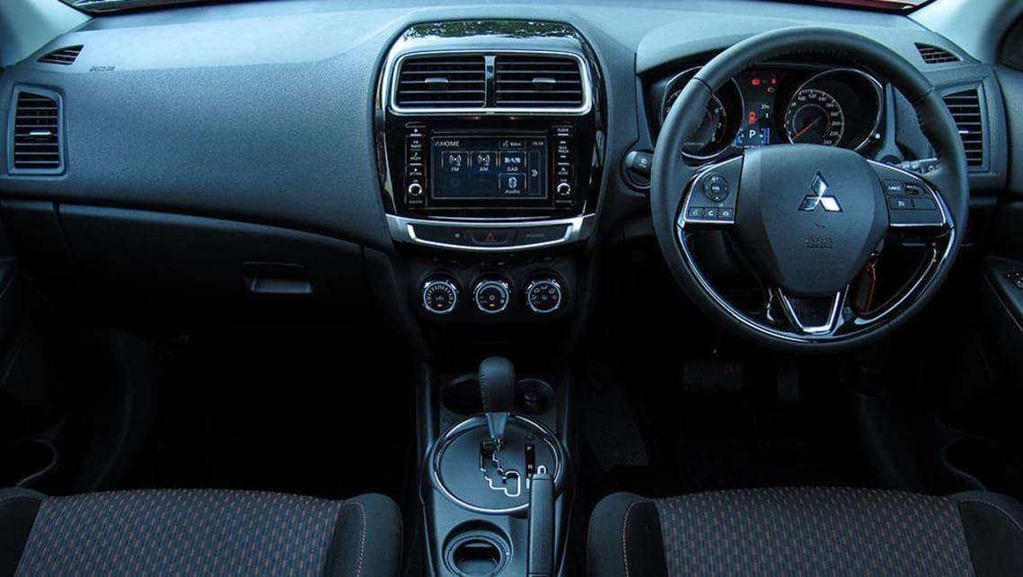 Mitsubishi Asx Interior In 2020 Mitsubishi Daihatsu Volkswagen