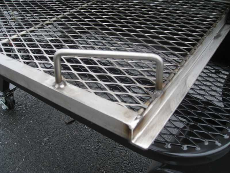 Handle Cooking Grates
