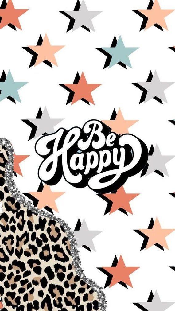 Be HAPPY  - Phone Case (iPhone & Samsung)