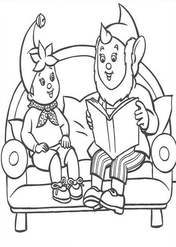 Big Ear Telling Story To Noddy Coloring Pages Bulk Color Whale Coloring Pages Superman Coloring Pages Coloring Pages