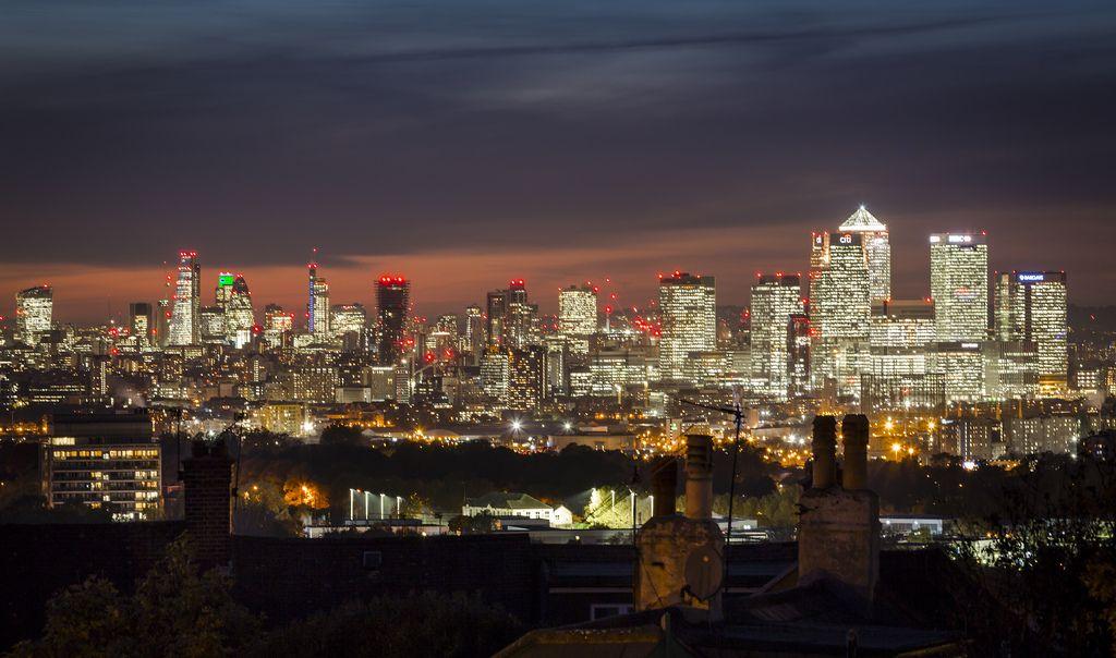 Pin On Ipad Pro Others Wallpaper: View Across London Tonight [oc][2048x1208]. Wallpaper