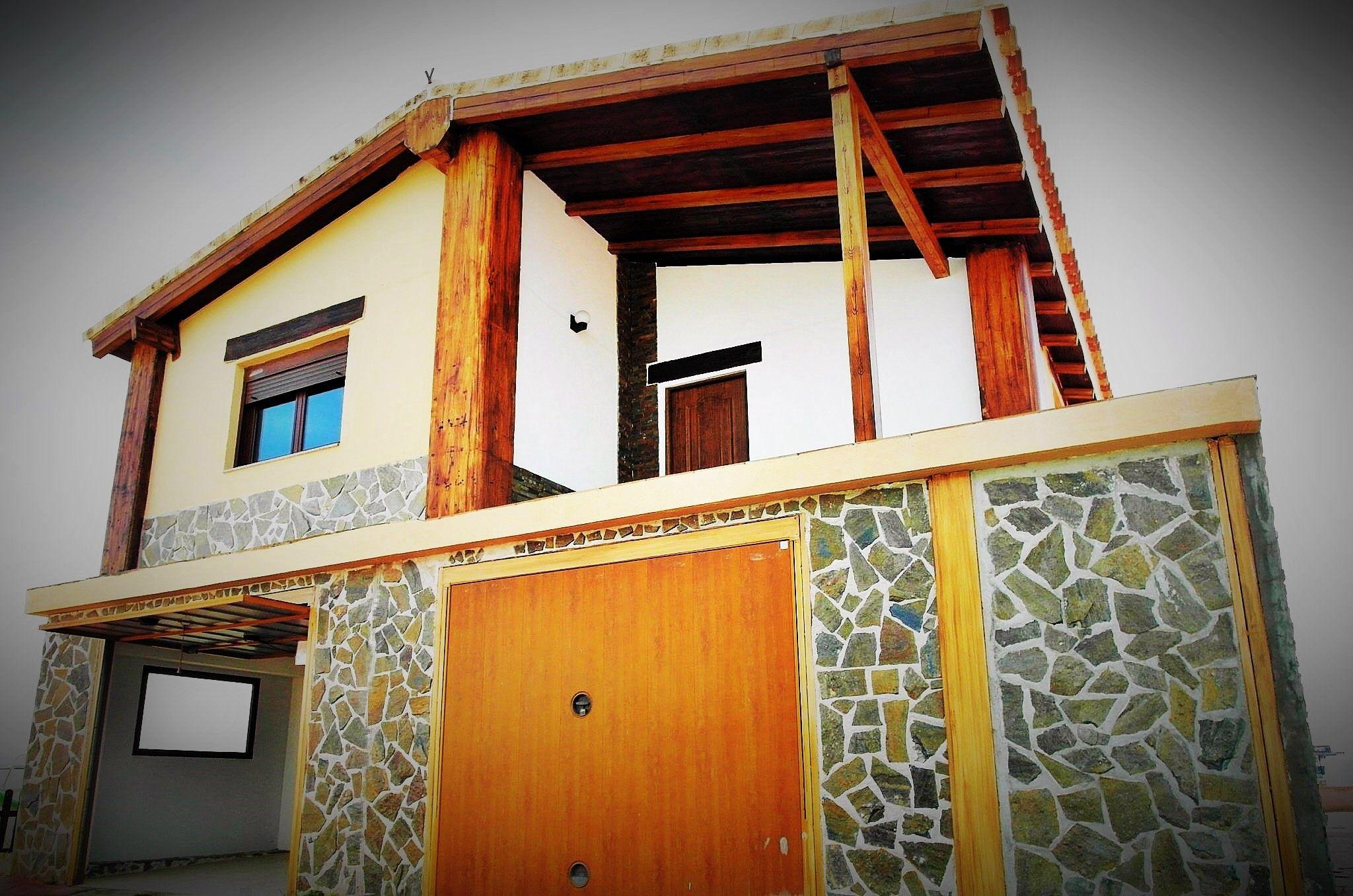 Vivienda prefabricada de campo con sotano www - Casas prefabricadas con ruedas ...