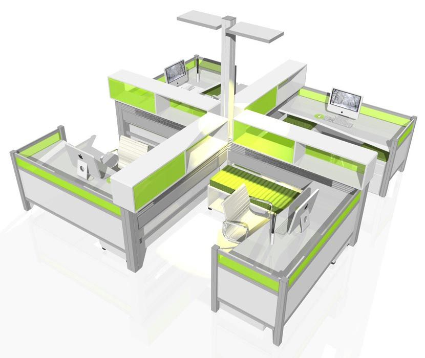 Office Furniture · Cubicles