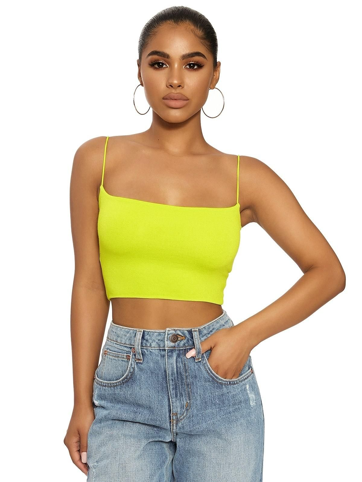 Naked Wardrobe The NW Extra Sultry Crop Top & Reviews