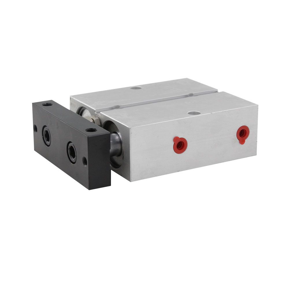 32mm Bore 60mm Stroke Aluminum Alloy Double Action Air Cylinder