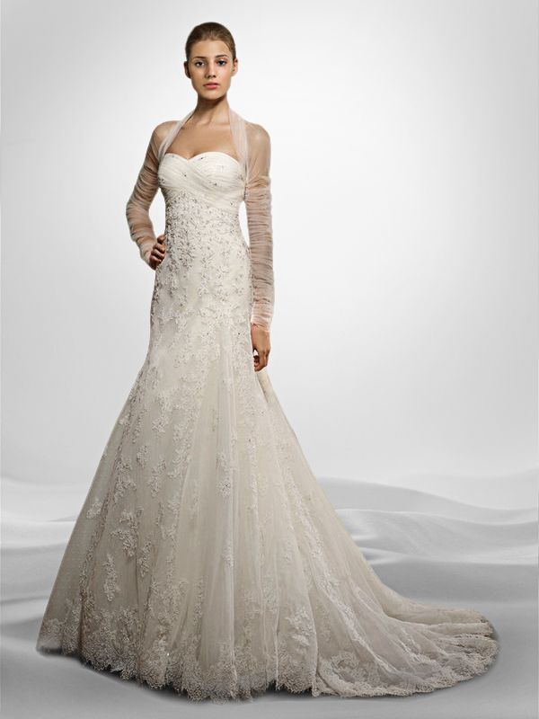 vintage style lace wedding dress - The Possible Variations for ...