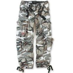Mil-Tec Us Jungle Pants Vietnam Tiger Stripe Cargohosetiger Stripe Xl Mil-TecMil-Tec