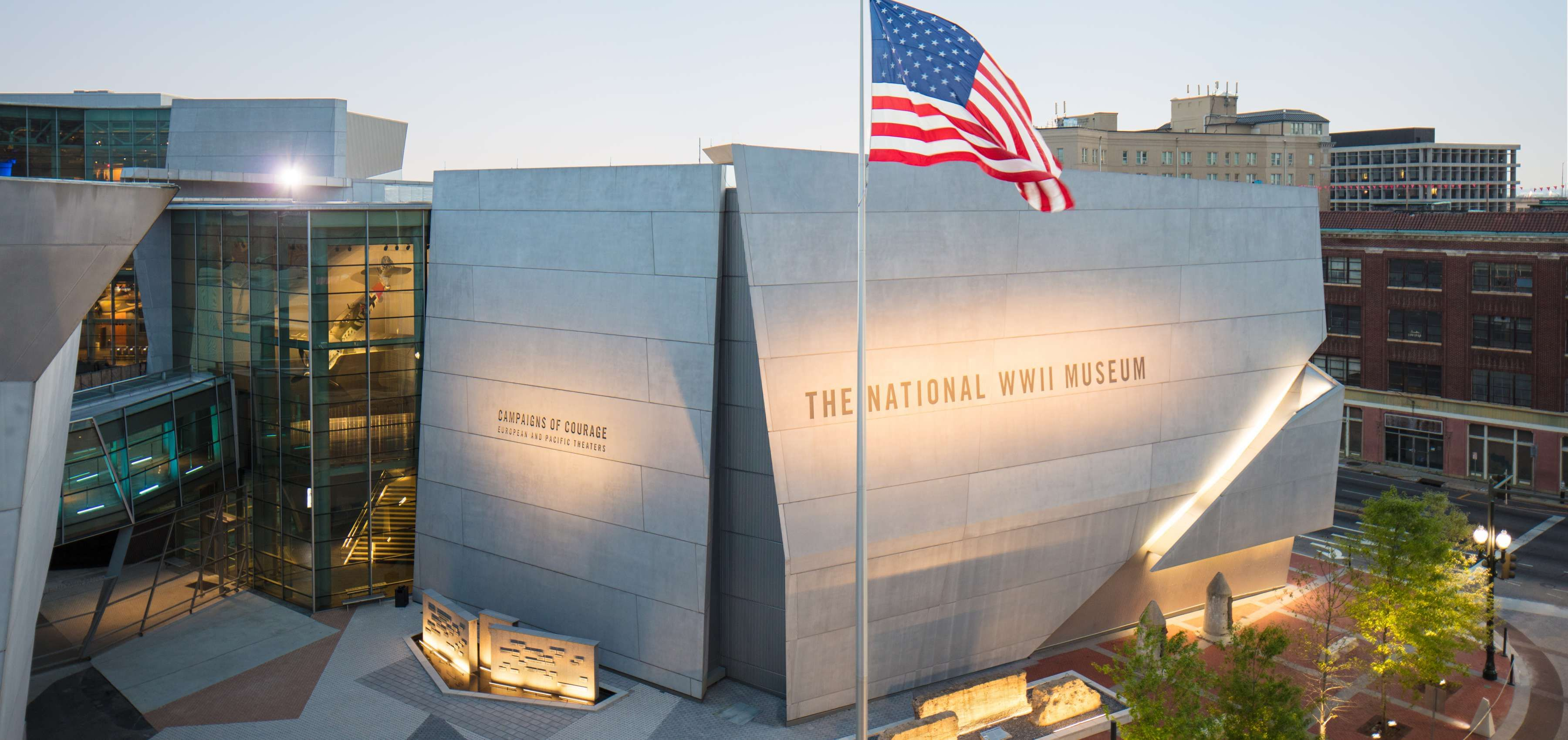 Plan Your Visit The National WWII Museum New Orleans