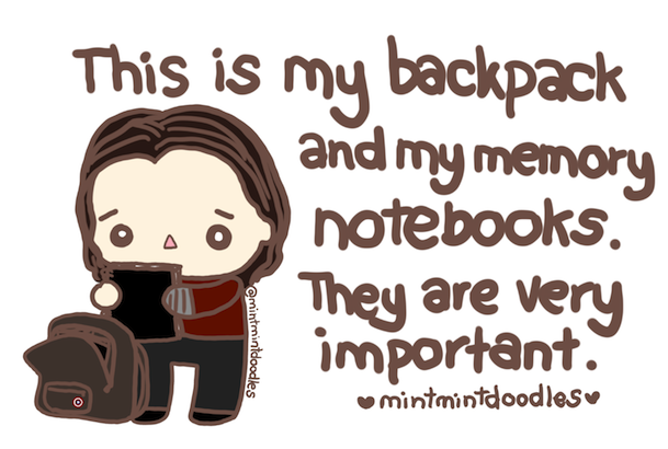I just had to doodle this after seeing Seb's comment on Coleisadreamer's Instagram post. So many Bucky doodles these days -sorry if it's too much :) [Doodle Master List]