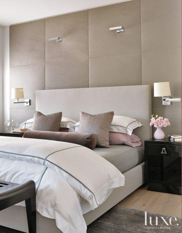 Best Modern Suede Master Bedroom Luxurious Bedrooms Luxury 400 x 300