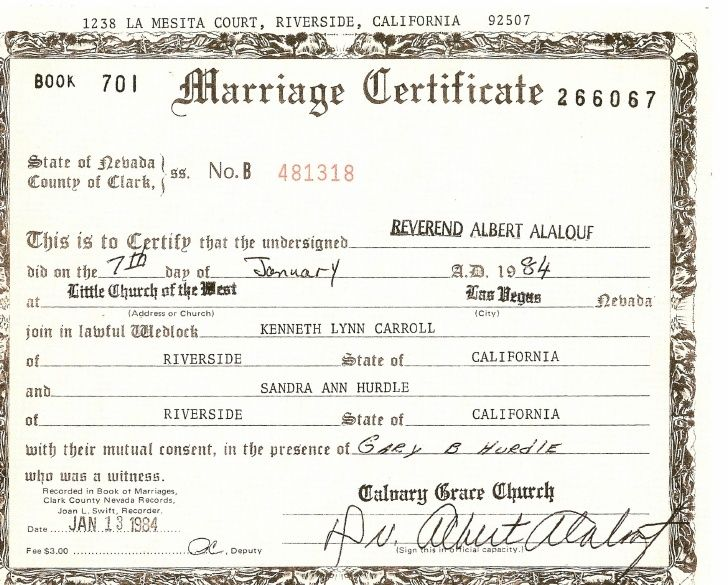 Marriage License Bureau  Google Search  Married For A Minute