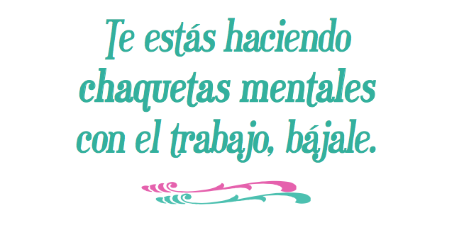 #ChaquetasMentales