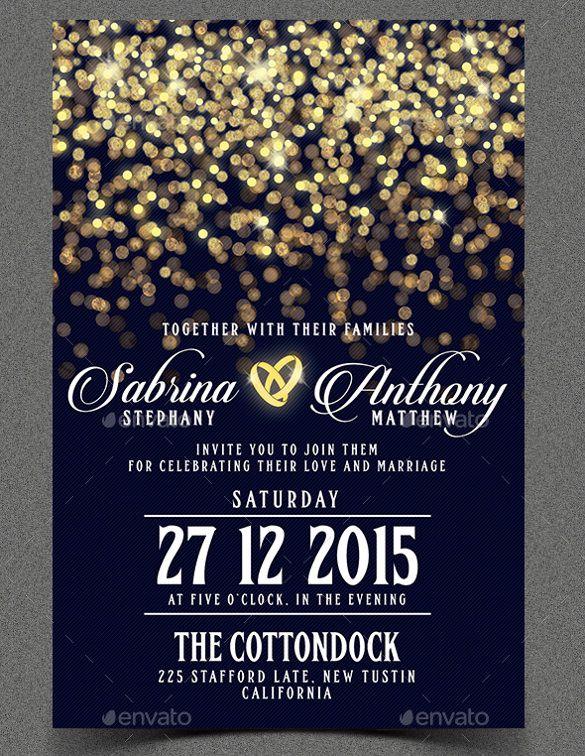 31+ PSD Wedding Templates u2013 Free PSD Format Download! Free - free invitation design templates