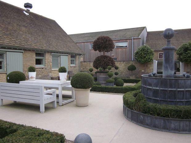 Recoup In The Cotswolds   Jardines, Terrazas y Jardín