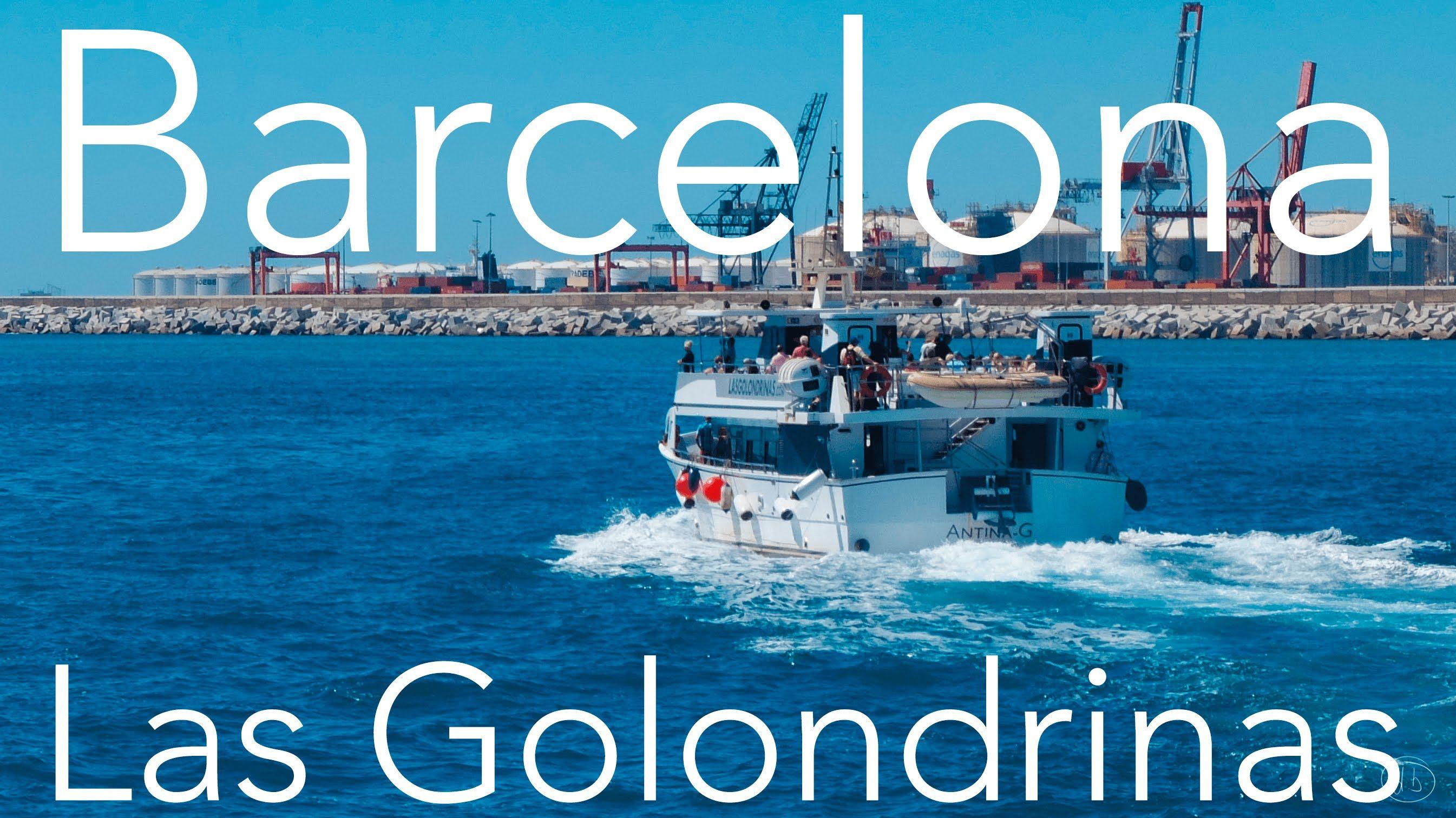 Barcelona - Las Golondrinas Skyline Tour (Stabilised GoPro Hero 4 Silver) Video…