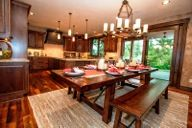 Pottery Barn Dining area - Designed by Laurie S., Design Specialist at Pottery Barn Bellevue, WA