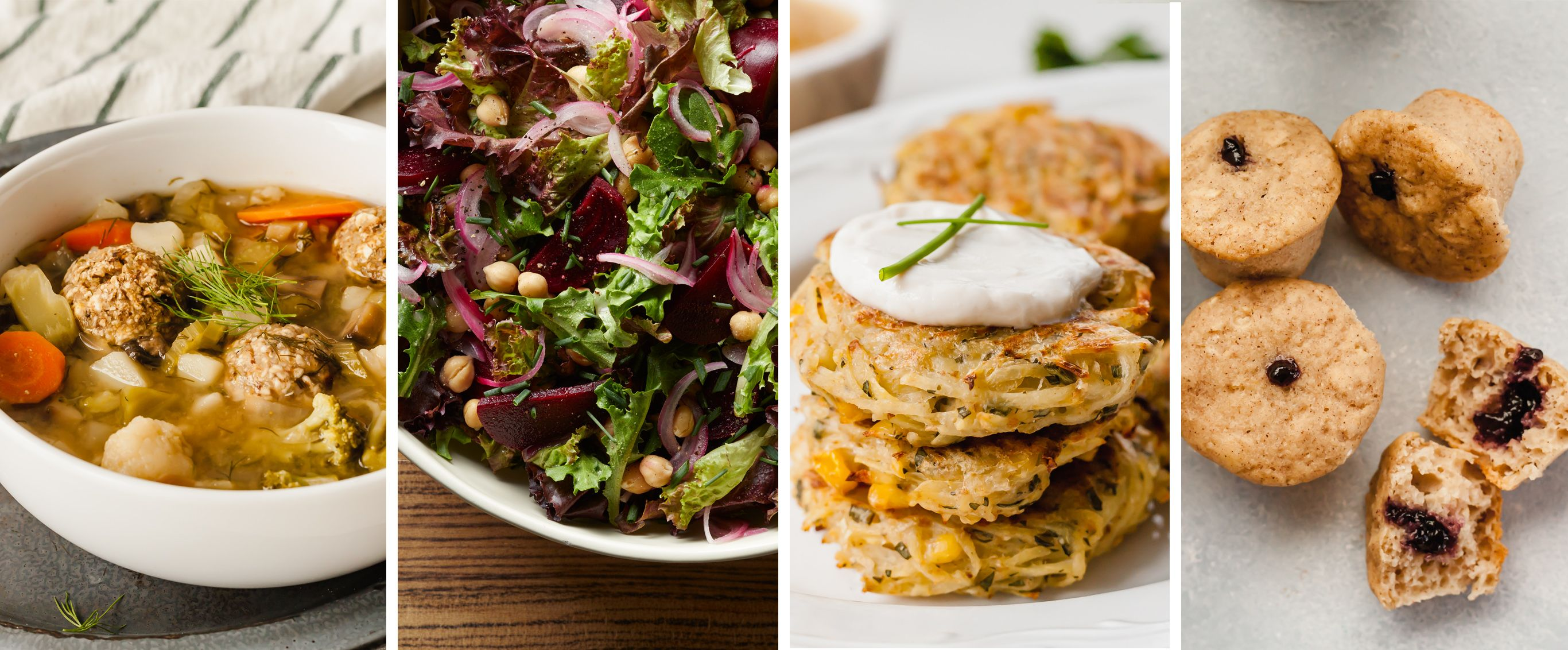 Delicious Dishes for a WholeFood, PlantBased Hanukkah