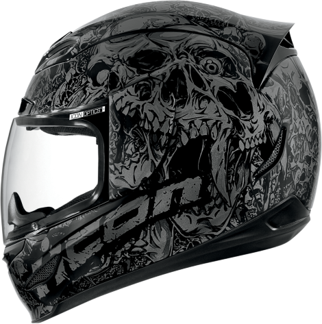 Parahuman Icon Helmet My current helmet. Icon helmets