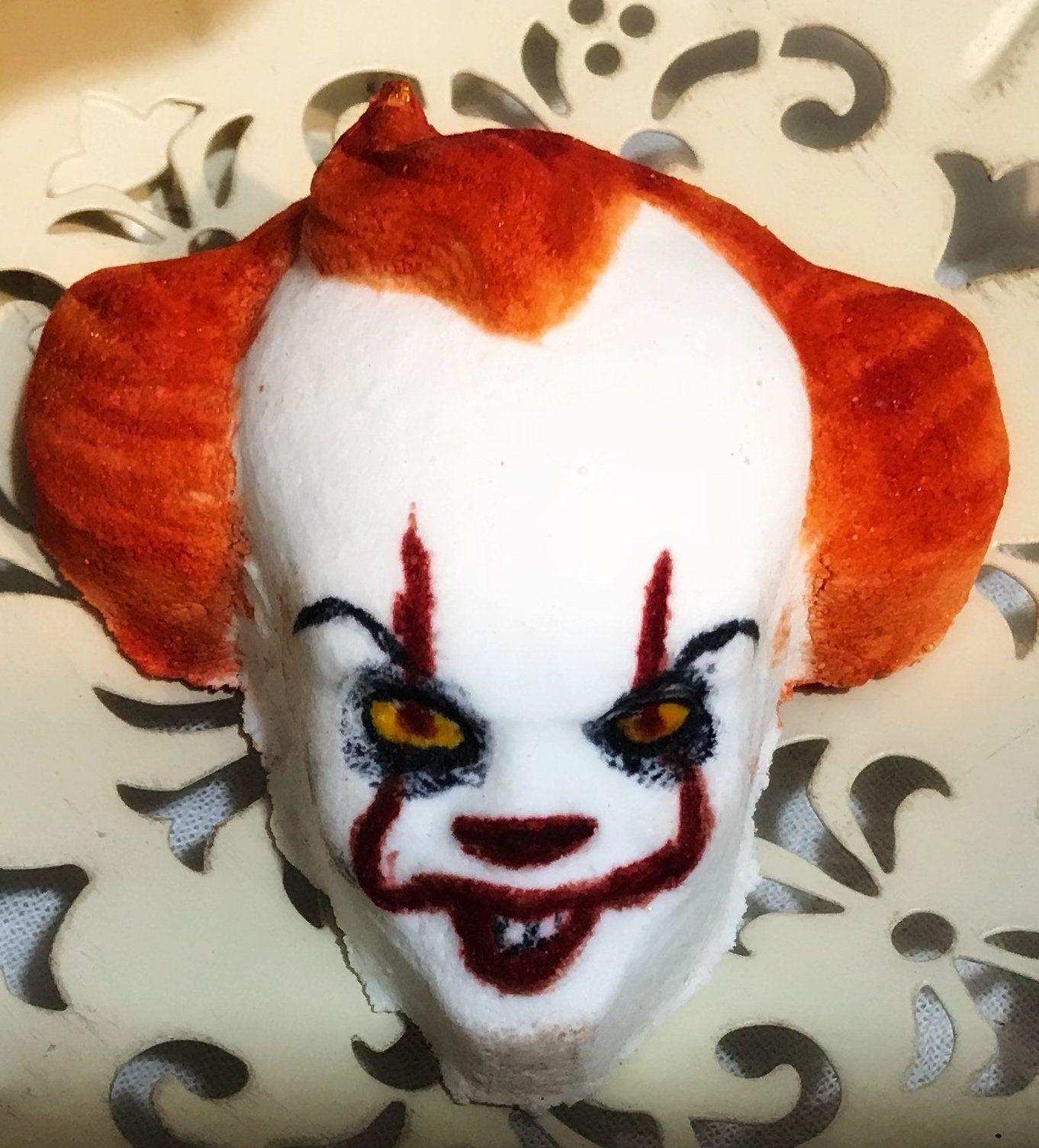 Clown Penny Horror Bathbombs Bath Bomb Gothic