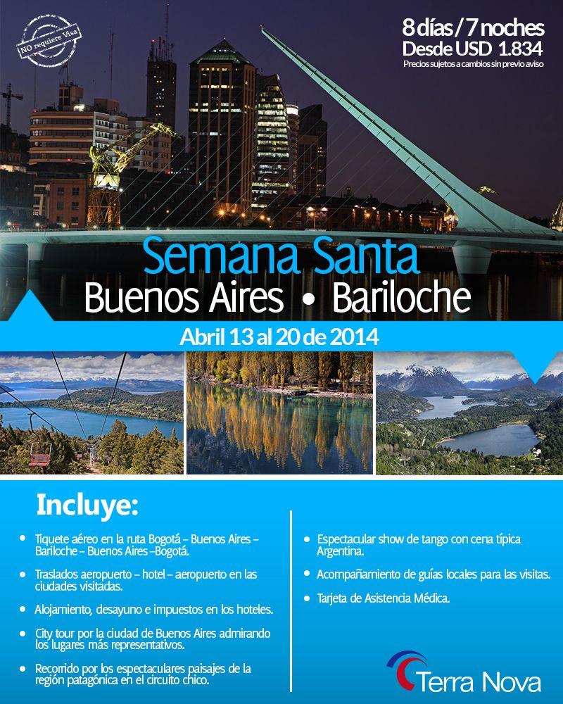 Disfruta tu semana santa en Argentina! http://www.terranovaviajes.com/index.php?option=com_content&view=article&id=171:semana-santa-en-peru-2014&catid=7:paquetes-turisticos&Itemid=20