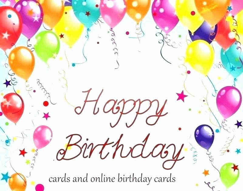 Happy Birthday Card Template Word Beautiful Happy Birthday Word Template Free Card Also E For Greeti Birthday Card Template Birthday Cards Happy Birthday Words