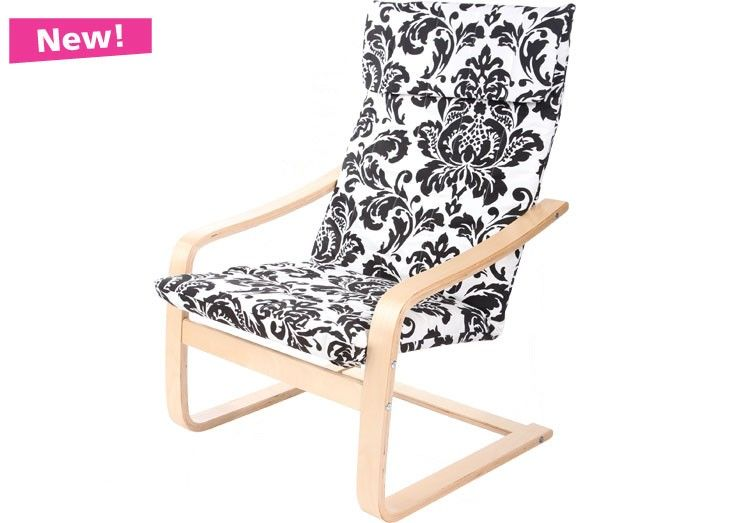 i love love love this chair, im so tempted to buy it everytime im in jysk... if only my room were bigger. :p