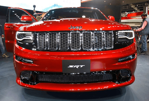 2020 Jeep Grand Cherokee Srt Redesign And Release Date In 2020