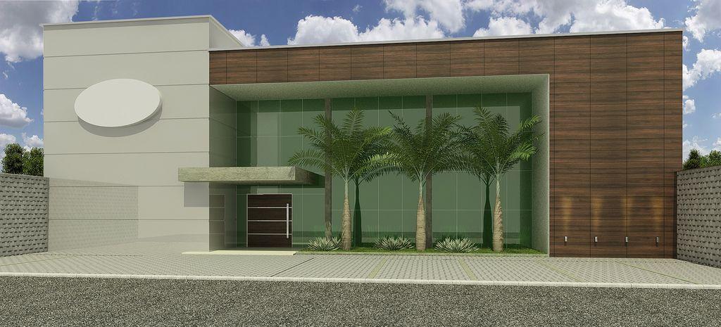 Informativo sobre projetos e lan amentos em rond nia for Fachadas modernas para oficinas