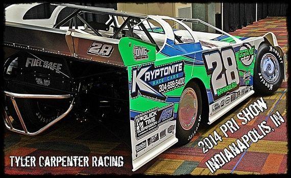Kryptonite Race Cars Dirt Track Racing Pinterest Dirt Racing