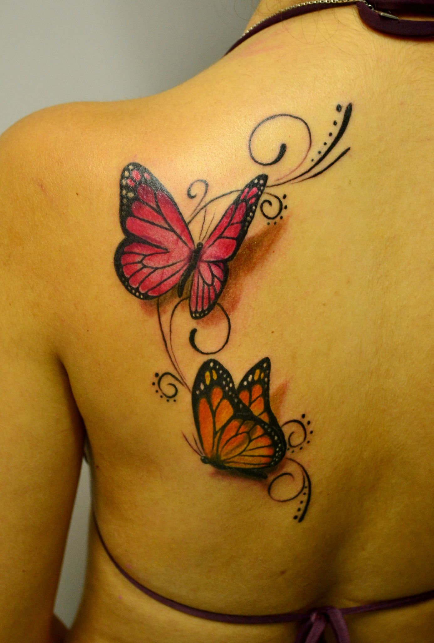 35 amazing tattoos for women with meaning - 35 Amazing 3d Tattoo Designs