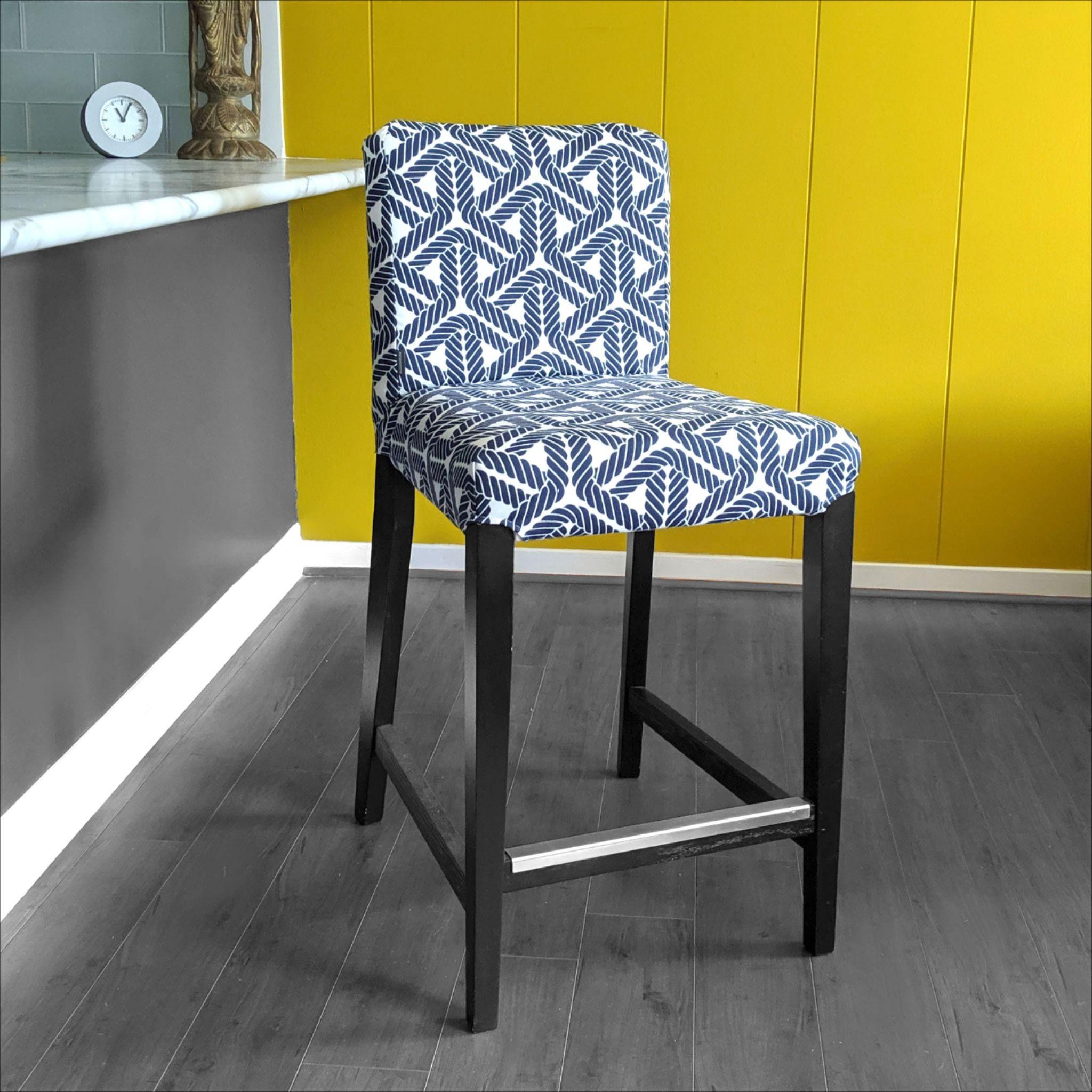 IKEA HENRIKSDAL Bar Stool Chair Cover