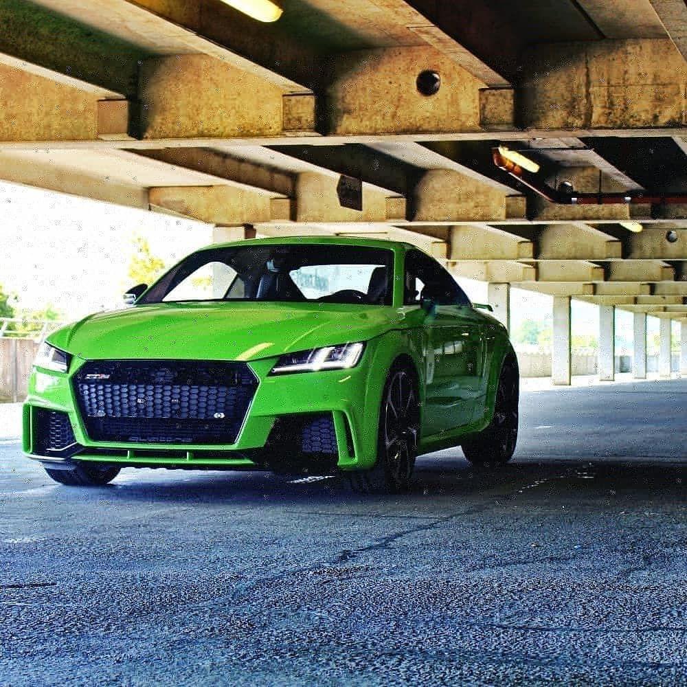 Audi Tt Rs Audi Ttrs Rs Audittrs Audi Tt Custom Cars