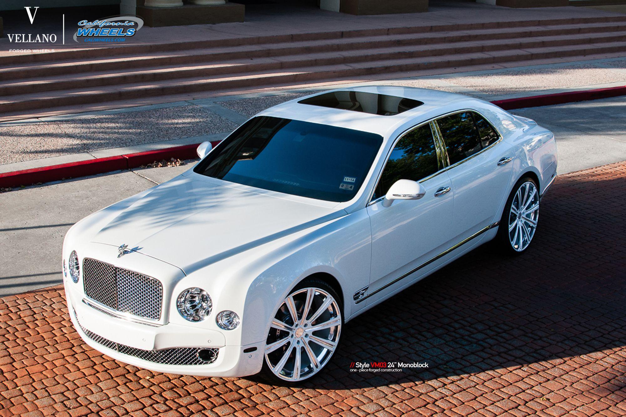 Bentley Mulsanne 2015 Rims