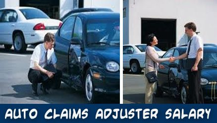 The Auto Claims Adjuster Salary Is On Very High Range Because The
