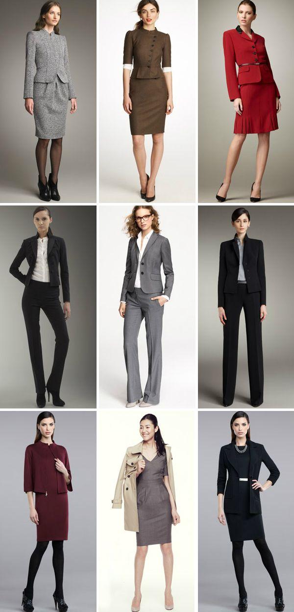 31606a7455a3 Moda para Executivas Especial Looks de Trabalho em um manual das Mulheres  Poderosas