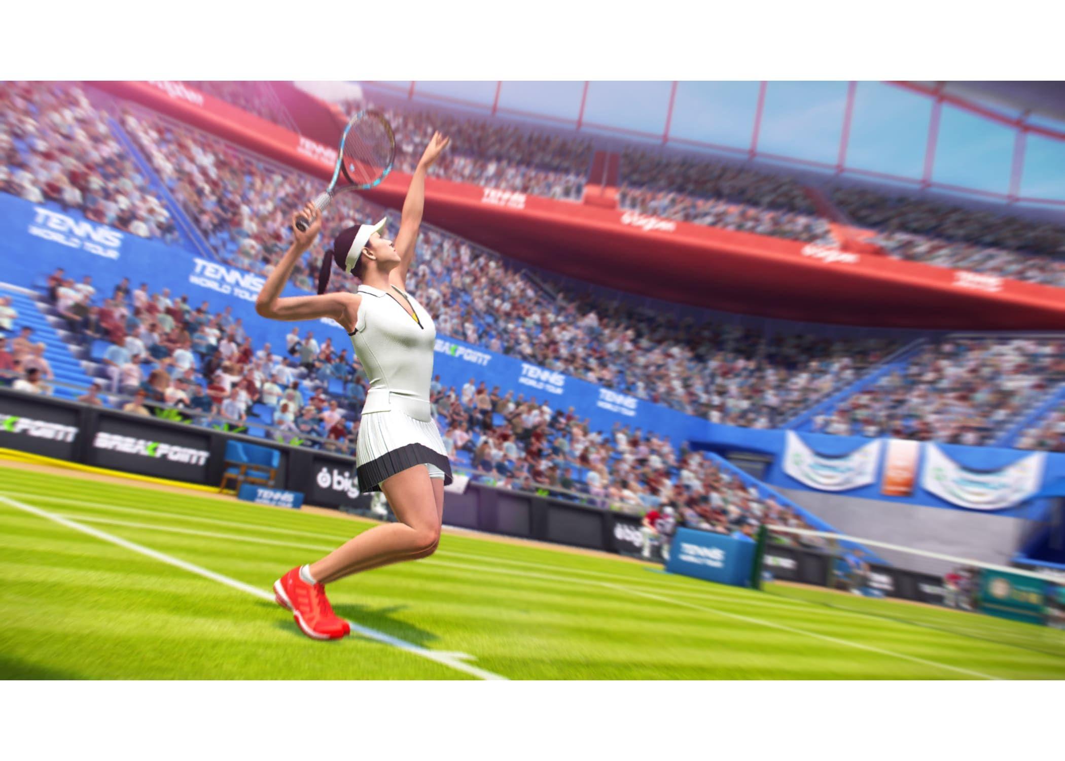 Tennis World Tour Bigben Interactive Kundigt Grosses Update An Tennis World Tennis World