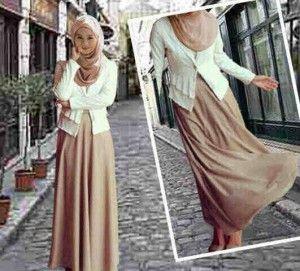 Baju Busana Muslim Terbaru