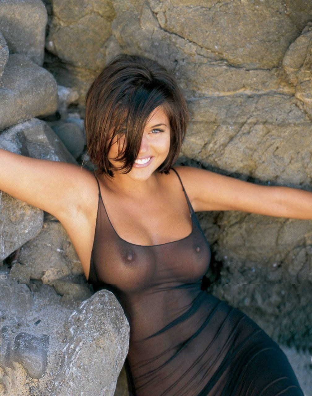 nude hot amber Tiffani thiessen