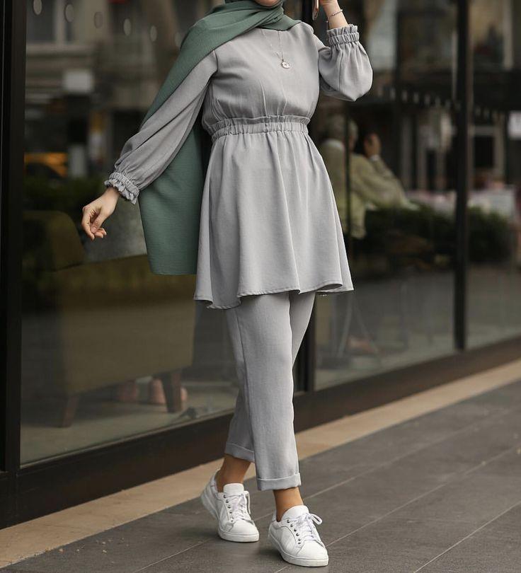 Tesettur Tesettr Genc Gen Genc Tesettur Muslim Fashion Outfits Modest Fashion Hijab Hijabi Outfits Casual