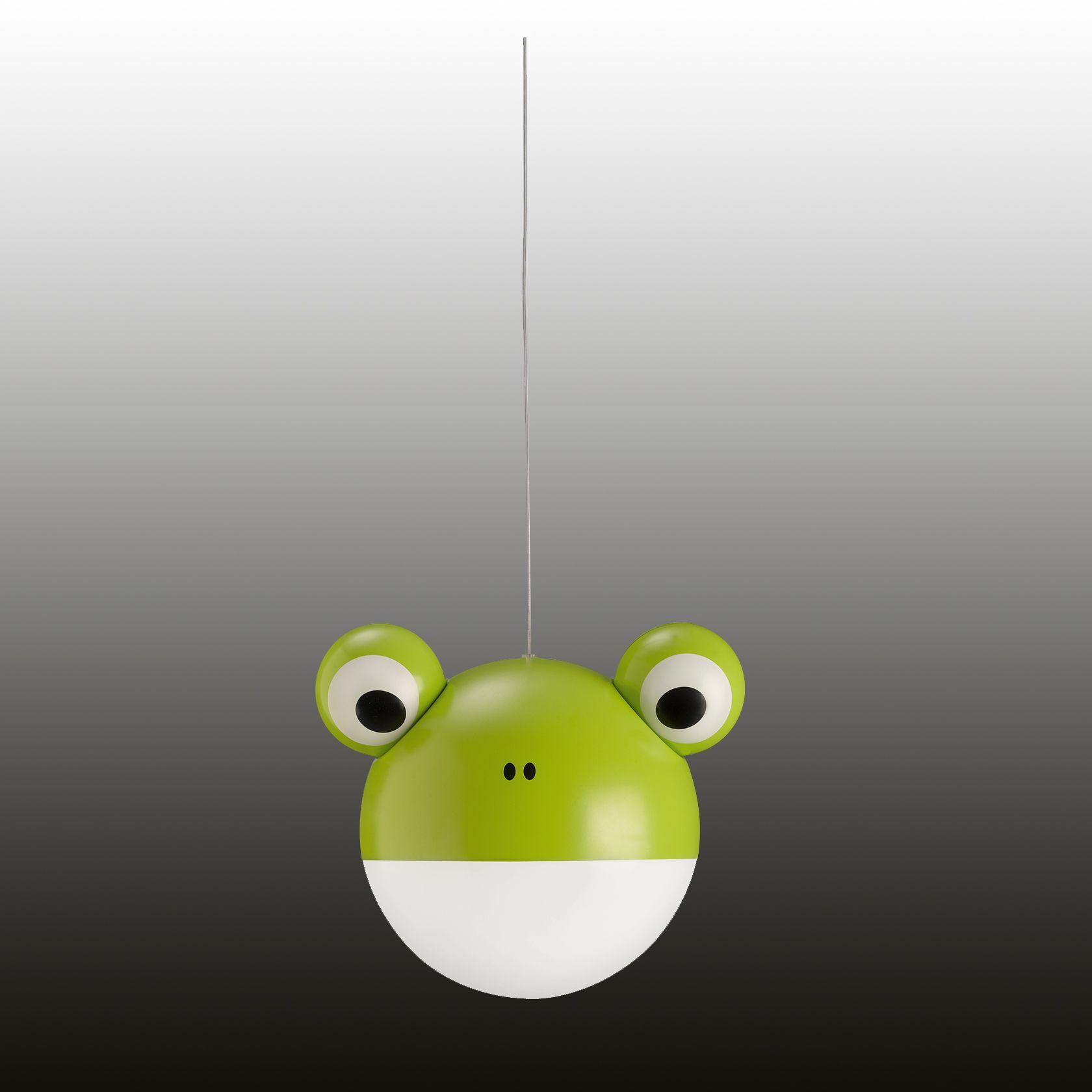 Freddie the Frog pendant
