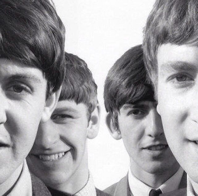 I wonder if any other band posed for as many different types of portrait as these guys did.