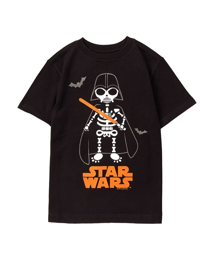 82dfcf8d18957 Skeleton Vader Tee - The perfect Halloween shirt for any Star Wars ...