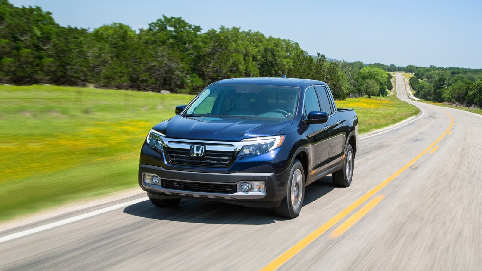 6th Avenue Honda announces that the 2019 Honda Ridgeline
